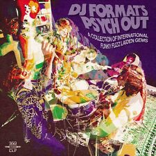 DJ FORMAT'S PSYCH OUT A COLLECTION OF INTERNATIONAL FUNKY FUZZ LAIDEN CD NEU