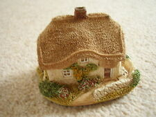 Collectable Lilliput lane ,England, Clover Cottage   , deed