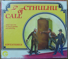 Granatiere Call of Cthulhu Creature 6501 Boxed 9 dell' originale Set & 2 altri