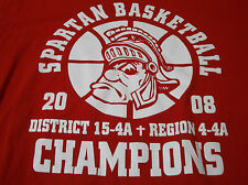 MONSIGNOR EDWARD PACE HIGH SCHOOL 2008 SPARTAN BASKETBALL CHAMPS 2008 LOOK