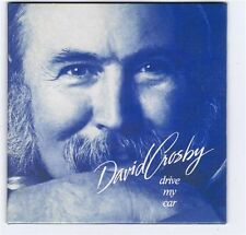 CD SINGLE 3 INCH 3 POUCES 3 TITRES DAVID CROSBY DRIVE MY CAR