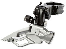 Shimano Deore FD-M591-10, 10-Speed Triple Front Derailleur 31.8mm / 34.9mm Clamp