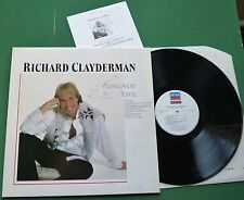 Richard Clayderman Songs of Love inc Nikita & All I Ask of You SKL 5345 1987 LP