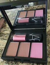 Nars Narsissist Blush, Contour And Lip Palette- Limited Edition