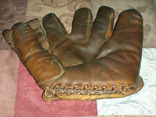 Vintage Stan Musial Baseball Glove by Marathon Ward Sporting Goods