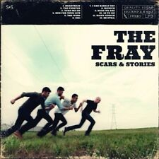 THE FRAY:Scars & Stories-Heartbeat(2012)-New-Digipack