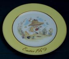 Nice Easter 1979 Eve Rockwell Collectible Decorative Plate, IN BOX