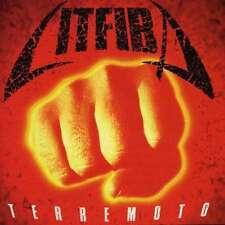 Terremoto - Litfiba CD C.G.D.