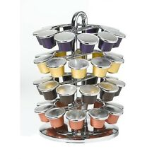 Nespresso Coffee Pods Capsules Holder Organizer Rack Storage Stand Countertop