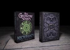 The Grimoire Series Necromancy Playing Cards Deck New Limited
