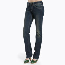 CK CALVIN KLEIN JEANS jeans trousers pants pantaloni donna blu sz 27 BNWT
