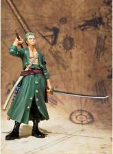 ONE PIECE RORONOA ZORO PVC Action Figure Toy Doll New NO BOX Kids Gifts