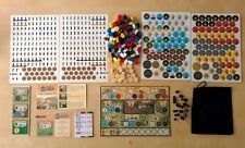 Orleans Upgrade Fan Kit - Adds 5th Player, Wood Deluxe Upgrade, Promo Tiles DLP