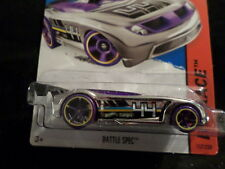 HW HOT WHEELS 2015 HW RACE #157/250 BATTLE SPEC HOTWHEELS CHRM RACE TRACK READY