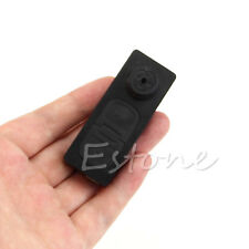New 680*480 Black Mini Hidden Button Spy DV Camera Video PC DVR Voice Recorder