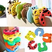 5Pcs Stop Door stopper lock Pinch Guard Kid Safety Baby Finger Protector Jammers