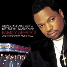 Family Affair II: Live at Radio City Music Hall by Hezekiah Walker/The Love Fell