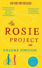 The Rosie Project by Graeme Simsion (2014) New York Times Bestseller