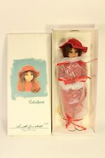 """New in Box Annette Himstedt Kinder Puppen 1998 Collectible Toy Catalina 30"""" Doll"""