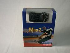 NEW Kyosho Mini Z Lamborghini Countach LP500s. Black. MR-02 Chassis.