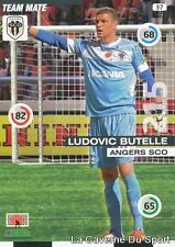 037 LUDOVIC BUTELLE FRANCE SCO.ANGERS CARD ADRENALYN 2016 PANINI