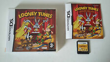 LOONEY TUNES CARTOON CONCERTO - NINTENDO DS - JEU DS DS LITE DSi XL 3DS COMPLET