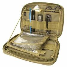 CONDOR TAN MA54 MOLLE PALS Tactical Tool Utility Accessory T&T Vest Pouch Bag