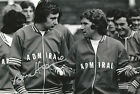 ALAN HUDSON Signed 12x8 Photo CHELSEA & ENGLAND Photo Proof COA