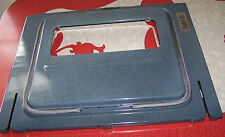 """GE / Hotpoint / Kenmore 24"""" WALL OVEN INNER DOOR ASSEMBLY + MORE SEE PICS - EUC"""