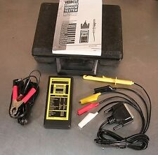 EQUUS 3013 Sensor Tester kit with case - For Most GM, Ford, and Chrysler