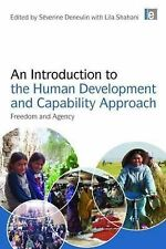 An Introduction to the Human Development and Capability Approach: Freedom and Ag