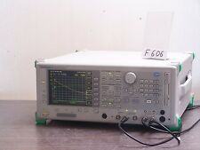 ANRITSU MS-4630B NETWORK SPECTRUM ANALYZER 10Hz - 300MHz *F606