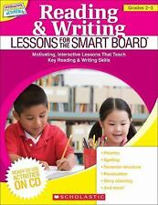 Reading & Writing Lessons for the SMART Board (Grades 2-3): Motivating, Interac