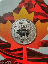 2017 CANADA $3 Heart of Our Nation pure silver coin in sealed packaging