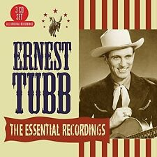 Ernest Tubb - The Essential Recordings (2017)  3CD  NEW  *Release 28th April*