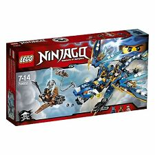 Lego Ninjago 70602 Jay's Elemental Dragon Brand New Sealed Set SAME DAY DESPATCH