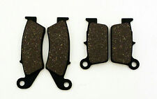 2004-2013 KAWASAKI KX250F / 2006-2013 KAWASAKI KX450F FRONT AND REAR BRAKE PADS