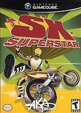 SX Superstar w/MANUAL GREAT Gamecube Game Cube