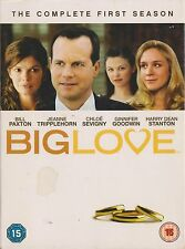 BIG LOVE - Series 1. Bill Paxton, Jeanne Tripplehorn (HBO 5xDVD BOX SET 2006)