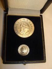 Ernst Moritz Arndt  Medaille  900 Siilber mit Miniatur   OVP  mit Urkunde