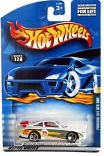 2000 Hot Wheels #128 Porsche 911 GT3 Cup '01 crd