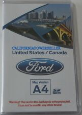 Newest OEM Lincoln Navigation A4 SD Card Map © 2012 For 2011 2012 2013 2014 MKX