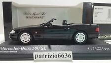 Minichamps 1/43 Mercedes-Benz 500 Sl 1999 Black Art. 400033030