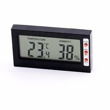 LCD Digital Indoor Hygrometer Humidity Thermometer Room Temperature Meter in UK