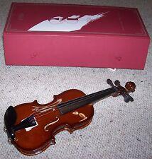Roling's Mini VIOLINO 1/32 in Legno Violin HDV 11