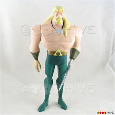Justice League Unlimited Aquaman 10 inch vinyl figure DC JLU loose action figure