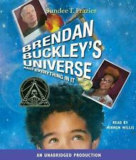 Brendan Buckley's Universe and Everything in It by Sundee T. Frazier 2008 CD NEW