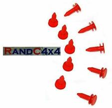 DKP5279L x10 Land Rover Discovery 1 & 2 Rear Tailgate Door Trim Stud Fastener