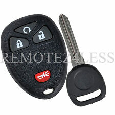 Replacement for Buick Chevy Pontiac Saturn Remote Car Key Fob 4b RS b111-pt