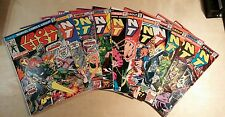 Iron Fist Lot - 11 issues - Netflix - John Byrne, Misty Knight, Netflix - KEYS